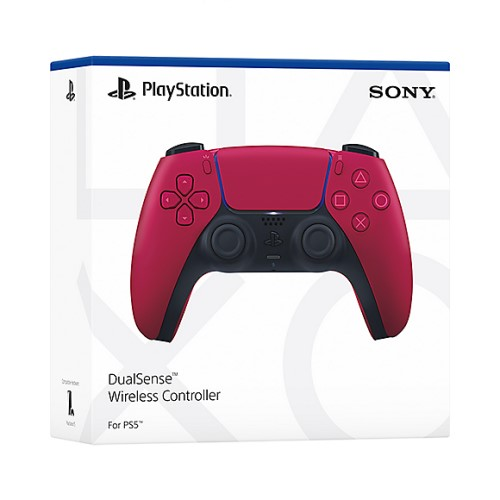 Sony DualSense Wireless Controller For PS5 - Cosmic Red 2