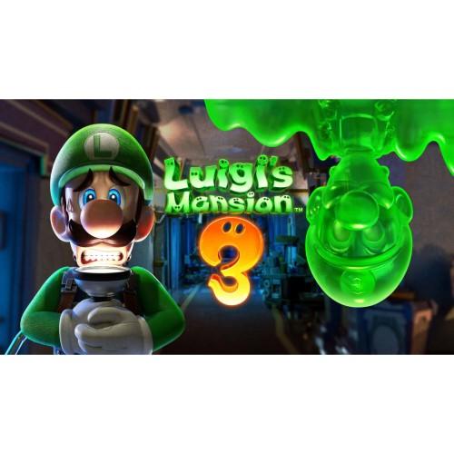 Luigi's Mansion 3 - For Nintendo Switch - SW6408 1