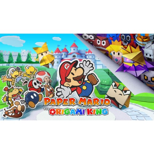Paper Mario: The Origami King - For Nintendo Switch - SW6767 1