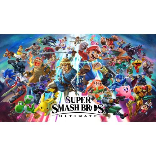 Super Smash Bros. Ultimate - For Nintendo Switch - SW2998 1