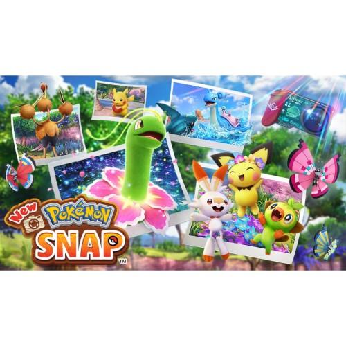 New Pokémon Snap - For Nintendo Switch - SW6866 1