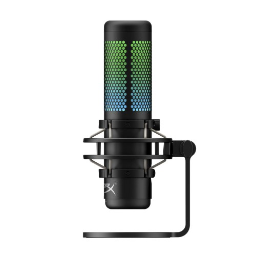HyperX QuadCast Full-featured Standalone Mic For Streamers, Content Creators, and Gamers. 4