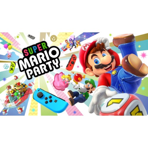 Super Mario Party - For Nintendo Switch - SW4305 1