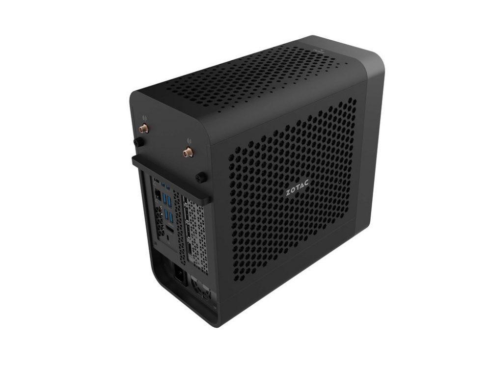 Zotac ZBOX MAGNUS ONE ECM73070C (Barebone) Mini PC 3