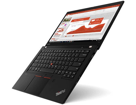 "Lenovo ThinkPad T14 Intel Core i7-1165G7, 16GB Base DDR4, 512GB SSD M.2 NVMe, 14.0"" FHD, Win 10 Pro 64 - 20W0007HAD 1"