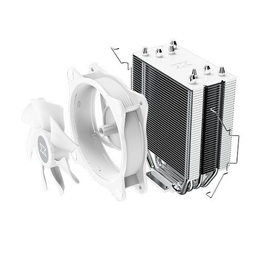 Xigmatek Windpower 964 RGB Arctic Cooler - EN47604 5